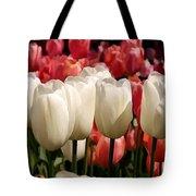 The Tulip Bloom Tote Bag
