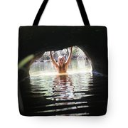 The Tunnel 4 Tote Bag