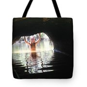The Tunnel 6 Tote Bag