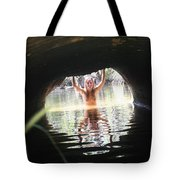 The Tunnel 7 Tote Bag