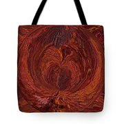 The Tunnel Red Tote Bag