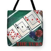 The Turn Tote Bag