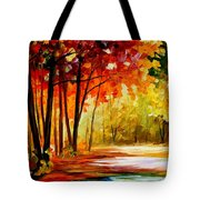 The Turn Of Fortune Tote Bag