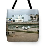 The Turner Contemporary Gallery - Margate Harbour Tote Bag