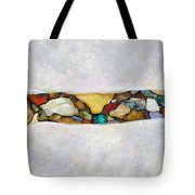 The Turquoise Stone Tote Bag