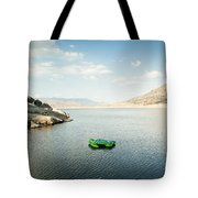 The Turtle That Got Away Tote Bag