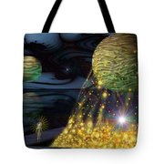 The Tutelary Guardian Tote Bag