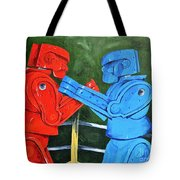 The Twelfth Round  Tote Bag