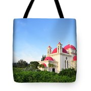 the Twelve Apostles Church Tote Bag