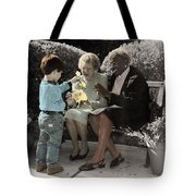 The Twelve Gifts Of Birth - Beauty 1 Tote Bag