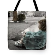 The Twelve Gifts Of Birth - Hope 1 Tote Bag