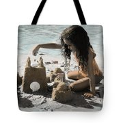 The Twelve Gifts Of Birth - Imagination 1 Tote Bag