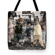 The Twelve Gifts Of Birth - Joy 1 Tote Bag