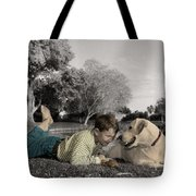 The Twelve Gifts Of Birth - Reverence 1 Tote Bag