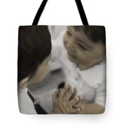 The Twelve Gifts Of Birth - Reverence 2 Tote Bag