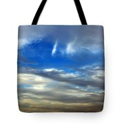 The Twin Lights Tote Bag