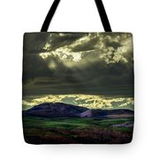 The Twisted Sky Tote Bag