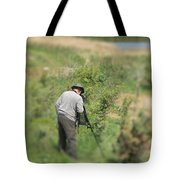 The Twitcher Tote Bag