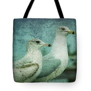 The Two Guys Tote Bag
