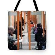 The Underground Tote Bag