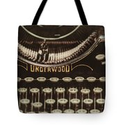 The Underwood Tote Bag