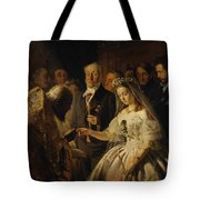 The Unequal Marriage Tote Bag