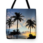 The Unexpected Spectacle Tote Bag