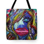The Unfolding Worlds Perception Tote Bag
