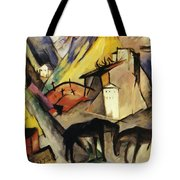 The Unfortunte Land Of Tyrol 1913 Tote Bag
