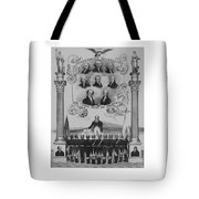 The Union Must Be Preserved Tote Bag by War Is Hell Store