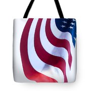The United States Flag Tote Bag