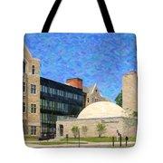 The University Of Toledo Tote Bag