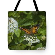 The Unnamed Butterfly Tote Bag