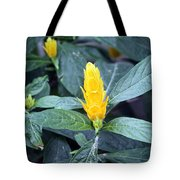 The Unspoken Tote Bag