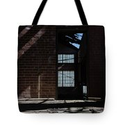 The Upper Level Tote Bag