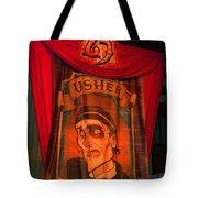 The Usher Hhn 25 Tote Bag