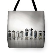 The Vacuum Tube Tote Bag