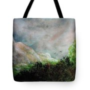 The Valley 1 Tote Bag
