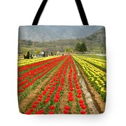 The Valley Blooms Tote Bag