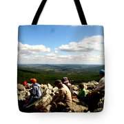 The Valley Down Below Tote Bag