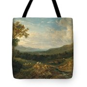The Valley Of The Clyde Tote Bag
