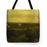 The Valley Of The Olives Tote Bag