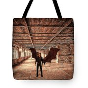 The Vampire Abode Tote Bag