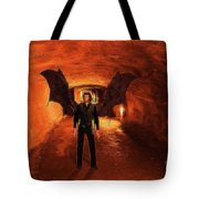 The Vampire Tote Bag