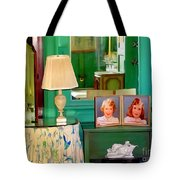 The Vanity Tote Bag