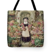 The Vegetable Stall  Tote Bag