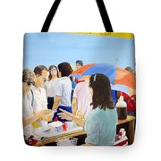 The Vendor Tote Bag