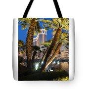 The Venetian Hotel And Casino Las Vegas Tote Bag