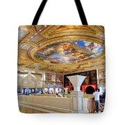 The Venetian Hotel Lobby Tote Bag