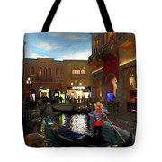 The Venetian Tote Bag